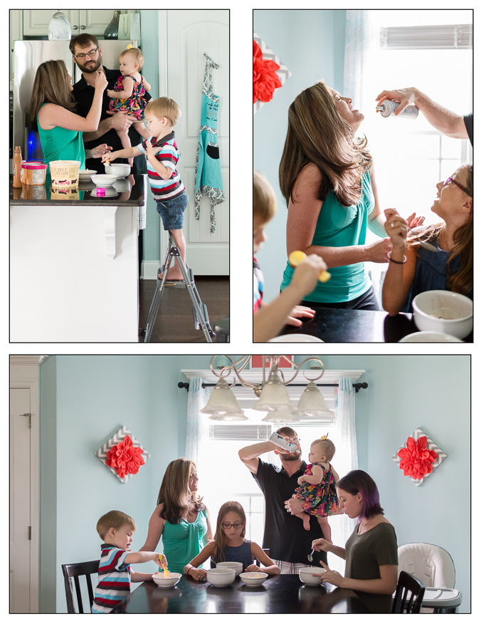 Capturing memories of childhood, family portrait, portrait photography, Memories of childhood